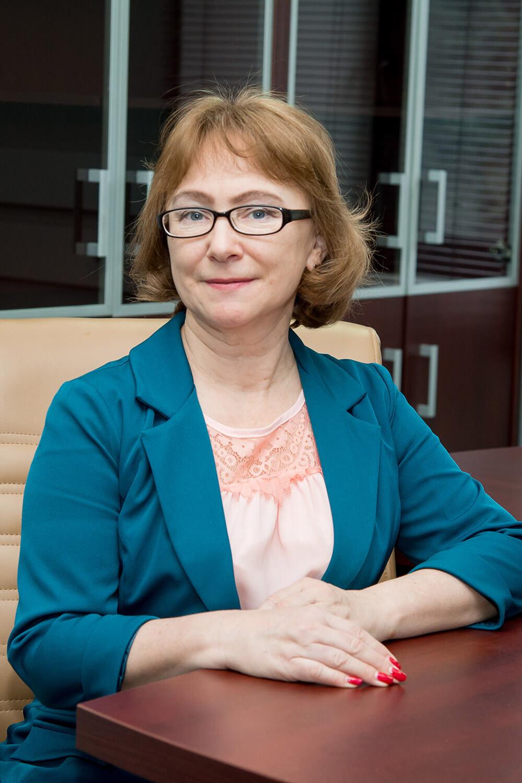 Пензина Татьяна Александровна - Руководитель лаборатории