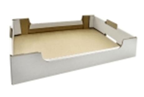 Картонные ящики мощностью 4 кг
