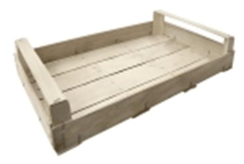 Деревянный ящик емкостью 3 кг
