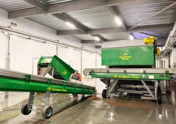 Специальное оборудование голландской компании » Christiaens Groop»